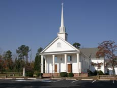 Mount Pleasant Baptist Church