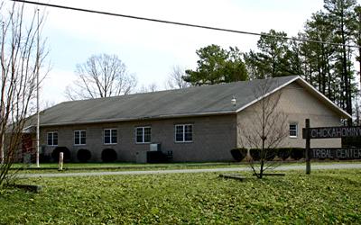 Chickahominy Tribal Center