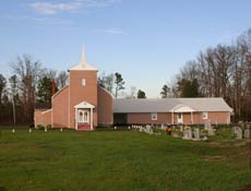 Cedar Grove Baptist Church