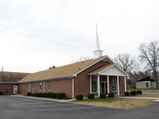Parrish Hill Baptist Church
